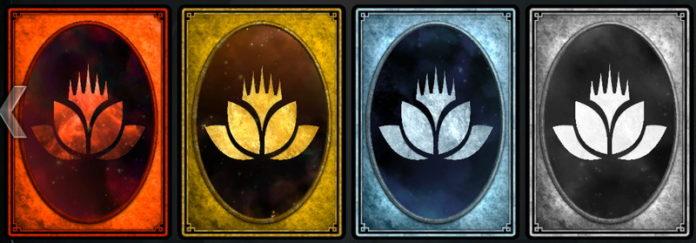 神話、レア、アンコモン、コモン