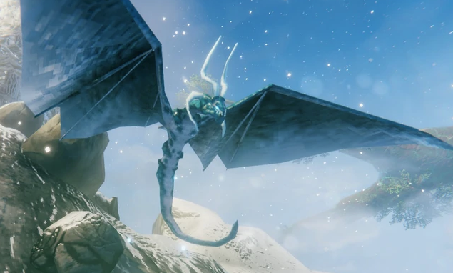 valheim-drake